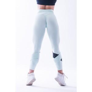 NEBBIA Asymmetrical 7/8 leggings 639 - Legginsy damskie