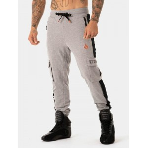 Ryderwear Utility Track Pants, Grey