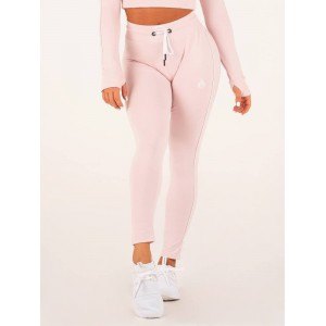 Ryderwear Bsx High Waisted Leggings, Pink - Legginsy z wysokim stanem