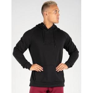 Ryderwear Raise Hoodie, Black - Stylowa bluza męska z kapturem