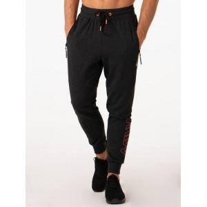 Ryderwear Valley Track Pants, Black - Spodnie dresowe
