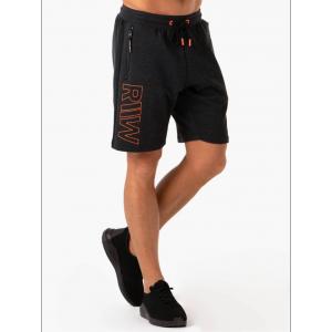 Ryderwear Highway Track Shorts, Black - Spodenki męskie
