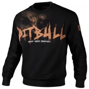 """Pit Bull """"Terror Face"""" - bluza męska siłownia"""