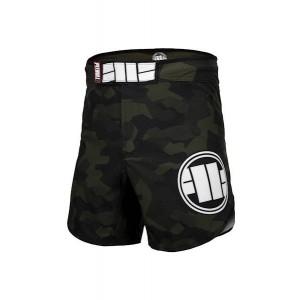 "Pit Bull grapling shorts""Dillard"" - spodenki mma"