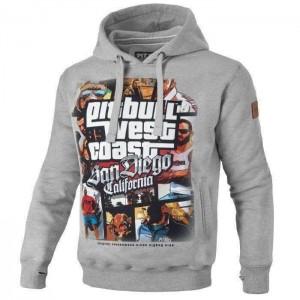 Pit Bull Bluza''Most Wanted ''-Bluza z kapturem