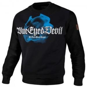 "Pit Bull ""Blue Eyed Devil VI"" - bluza sportowa"