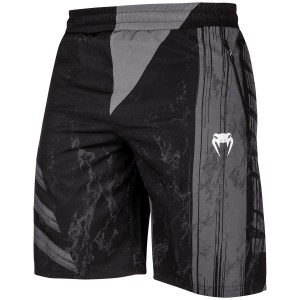 Venum AMRAP Training Shorts - Black/Grey-Spodenki fitness