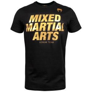 Venum MMA VT T-shirt,Gold-koszulka treningowa