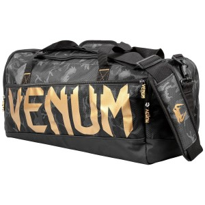 VENUM Sparring Sport Bag ,Grey Camo - torba na siłownię