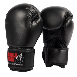 Mosby Boxing Gloves - Black