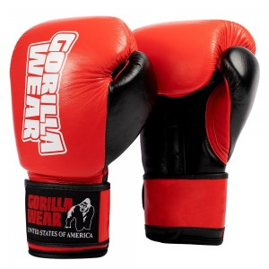 Ashton Pro Boxing Gloves