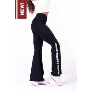 70'S Fancy flared pants 667 - Spodnie dresowe damskie NEBBIA