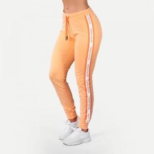 Better Bodies Chrystie Sweatpants orange- spodnie dresowe damskie
