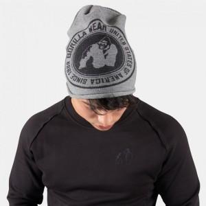 Oxford Beanie - czapka zimowa Gorilla Wear USA NOWA KOLEKCJA 2017