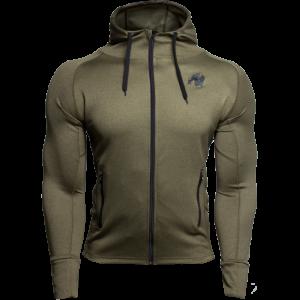 Bridgeport Zipped Hoodie - bluza sportowa na trening Nowość !!!
