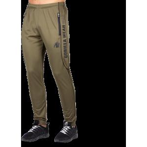 Branson Pants - Siatkowe spodnie treningowe Gorilla Wear