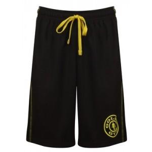 Gold's Gym Logo Mesh Shorts - spodenki treningowe