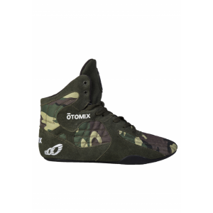 Otomix Stingray Escape, Green Camo - wysokie buty treningowe