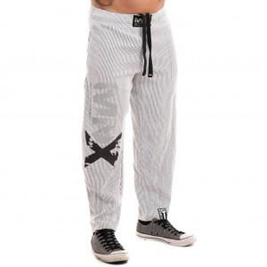 MNX Ribbed pants Hammer -...