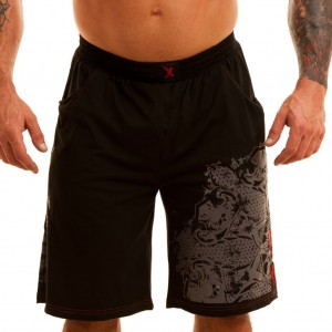 MNX Cotton shorts Aether -...