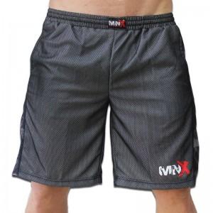 MNX Army Line mesh shorts -...