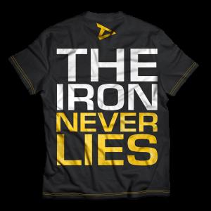 "Dedicated T-Shirt ""The Iron..."