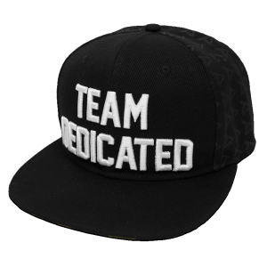 "Dedicated cap ""Team..."
