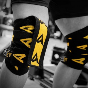 Dedicated Knee Wraps -...