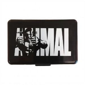 Animal Pill Case - czarny...