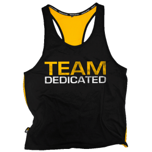 Dedicated stringer team...