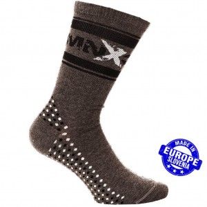 MNX Cotton Socks - szare...