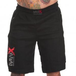 MNX Ribbed Shorts Hammer -...