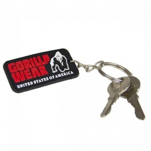 GW Rubber Men Logo Keychain - brelok do kluczy
