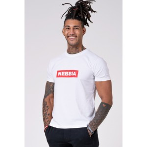NEBBIA Men's T-shirt 593 -...