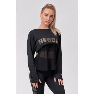NEBBIA INTENSE Mesh T-shirt...