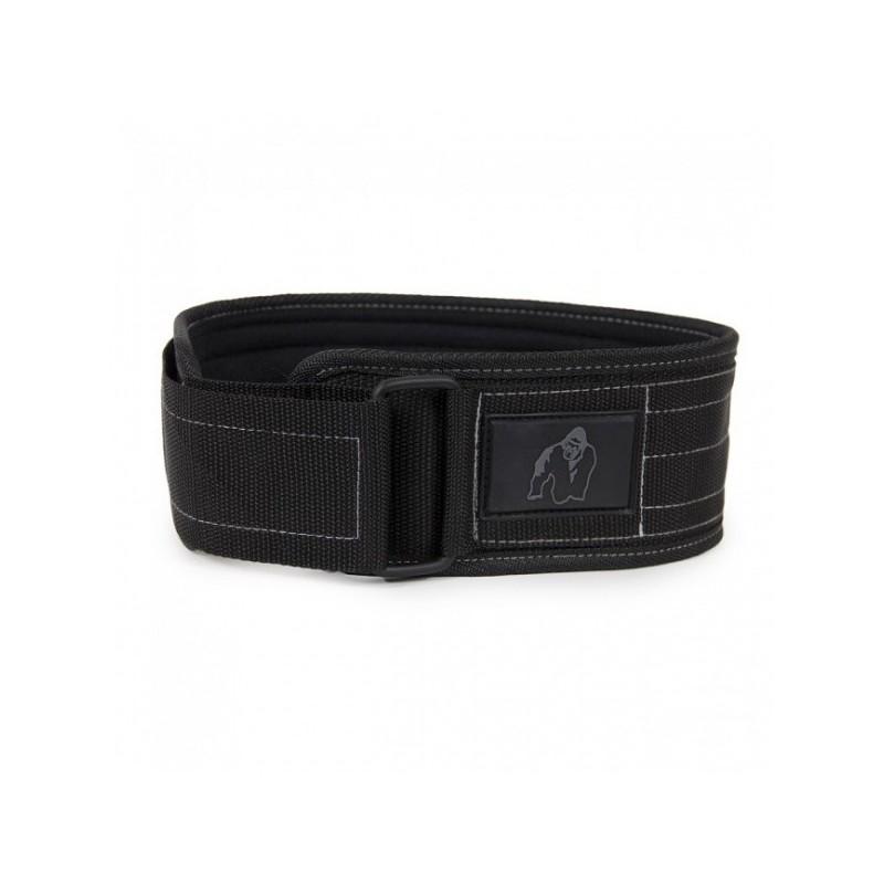Gorilla Wear 4 Inch (10,6 cm) Nylon Belt - pas do treningu !!