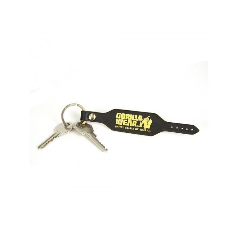 Keychain Black - breloczek do kluczy Gorilla Wear U.S.A