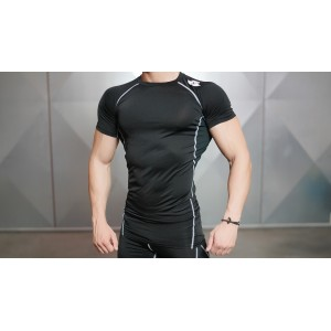 Body Engineers Ventus Short Sleeve Top - koszulka na siłownię