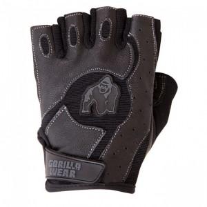 Mitchell Training gloves - Black rękawiczki treningowe męskie