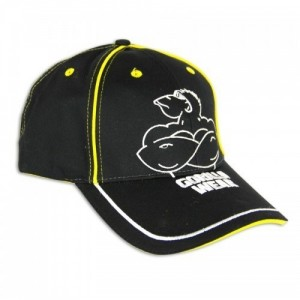 Muscled Monkey Cap - czapka Gorilla Wear U.S.A