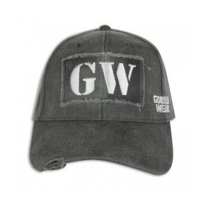 GW Washed Cap Gray - czapka z daszkiem Gorilla Wear U.S.A
