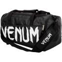 Venum Sparring Sport Bag - Black/White - TORBA TRENINGOWA