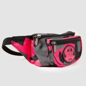 Stanley Fanny Pack, Pink Camo - saszetka damska Gorilla Wear USA