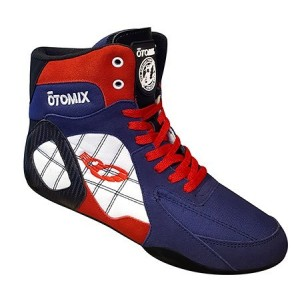Otomix Ninja Warrior - Red/White/Blue buty treningowe MMA boks