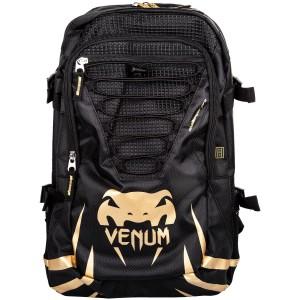 VENUM CHALLENGER PRO BACKPACK - BLAC/GOLD plecak bardzo pojemny