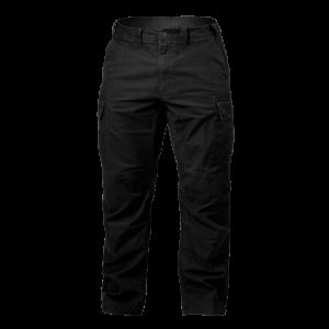 Rough Cargo Pant, Wash black - spodnie dla kulturysty GASP