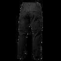 Rough cargo pant, Wash black spodnie dla kulturysty GASP
