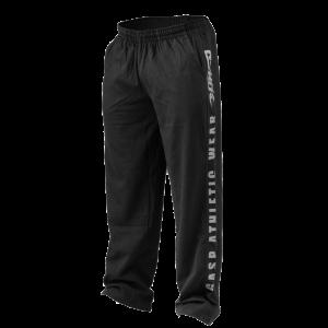 Jersey Training Pant, Black - męskie bawełniane spodnie GASP