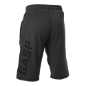 Annex gym shorts, Graphite Melange krótkie spodenki męskie GASP NOWOŚĆ