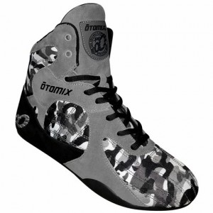 OTOMIX Commando Grey Camo Stingray - buty treningowe